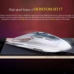 Смартфон Homtom HT17 не будет терять сеть на высоких скоростях
