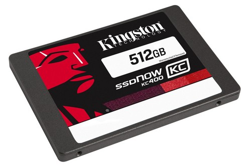 Kingston KC400 SSDNow