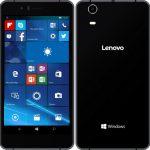 Lenovo анонсировали первый Windows 10 смартфон компании
