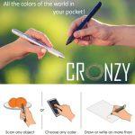Cronzy – ручка хамелеон которая может писать любым нужным вам цветом