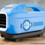 Zero Breeze – портативный кондиционер с аккумулятором