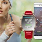 Продвинутые умные часы iNew H-One Health Watch с металлическим корпусом можно купить за 84$