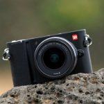 Новая цифровая камера Yi Technology оказалась очень похожей на Lecia T
