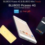 Обновленный Bluboo Picasso —  первый бюджетный смартфон с NFC модулем