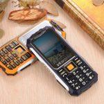 VKworld  Stone V3S первый мобильный телефон в мире с четырехкратной защитой