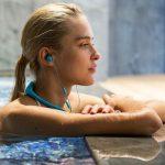 TAYOGO AMP Waterproof Bluetooth Headphones & Music  — водонепроницаемый плеер для активных людей