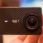 YI 4K+ Action – первая в мире экшн-камера способная записывать 4K видео со скоростью 60 кадров в секунду