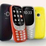 HMD Global официально представили обновленную версию мобильных телефонов Nokia 3310