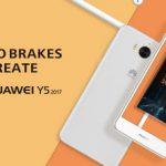 Huawei  официально представил смартфон Huawei Y5 2017 с 2Гб ОЗУ, 3000мАч батареей и MUI 4.1