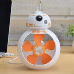 Настольный вентилятор BB-8 для фанатов «Звездных войн»