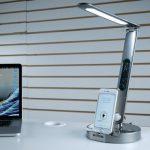 LumiCharge LED Smart Lamp – умная настольная светодиодная лампа с док-станцией