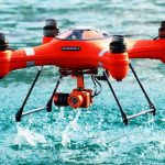 Дрон Splash Drone 3 Auto Waterproof Drone не биться воды и готов летать в любую погоду