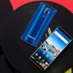 5,7-дюймовый смартфон Oukitel K5 с большой батареей должен появиться в продаже в ближайшее время