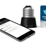 Умный адаптер для лампочек Anyware Smart Adaptor сделает дом безопаснее