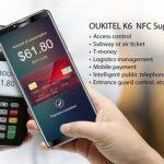 6-дюймовый смартфон Oukitel K6 стал доступен для предзаказа за 200$