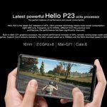 AllCall Mix2 первым Helio P23 смартфоном с 6Гб ОЗУ, 128Гб памяти и быстрой зарядкой аккумулятора