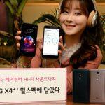 Защищенный смартфон LG X4 + с начинкой начального уровня стоит 280$