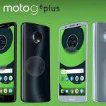 Стали известны технические характеристики смартфонов Moto G6 Play, Moto G6 и G6 Plus