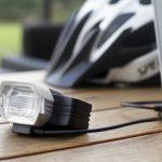Radius F1 – первая умная велосипедная фара в мире