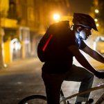 Aster — самый безопасный рюкзак для велосипедистов в мире