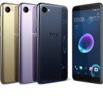 HTC представили два новых смартфона среднего класса Desire 12 и Desire 12+