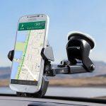 Теперь в машине можно заряжать смартфоны по воздуху с помощью держателя поддерживающего Qi зарядку