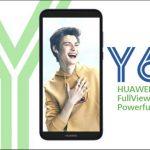 Huawei Y6 (2018)   — бюджетный полноэкранный смартфон с процессором Snapdragon 450