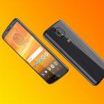 Motorola  выпустили  три новых недорогих смартфона Moto E5 Plus, Moto E5 и Moto E5 Play