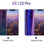Новые смартфоны UMIDIGI Z2 и Z2 Pro будут клоном Huawei P20