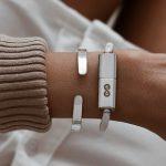 Стильный USB кабель для зарядки смартфона — браслет