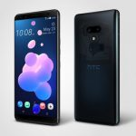 HTC официально представили новый флагманский смартфон HTC U12+