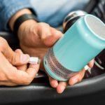 Lufi Qi   — компактный очиститель воздуха без сменного фильтра