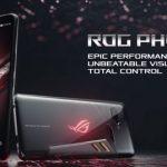 ASUS анонсировали игровой смартфон ASUS ROG  с продвинутой системой ожлаждением