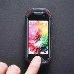 Unihertz Atom   — смартфон кроха поддерживающий работу в 4G мобильных сетях