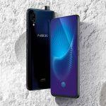 Vivo NEX – новый смартфон с полноэжкранным дизайном базовая версия которого стоит 610$