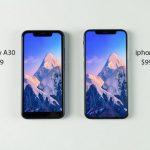 Blackview A30 – бюджетный  клон iPhone X стоит 70$