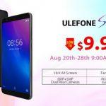 Android Go смартфон Ulefone S1 можно купить всего за 10$
