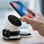 PITAKA – беспроводное зарядное устройство с магнитным креплением для смартфона