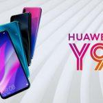 Huawei  представили Huawei Y9 2019 с Kirin 710 процессором и двумя двойными камерами