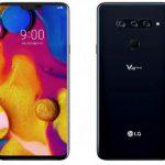 LG официально представили  пятикамерный флагманский смартфон LG V40  ThinQ