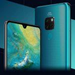 Huawei представили флагманские смартфоны Mate 20 и Mate 20 Pro на базе процессора Kirin 980
