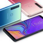 Samsung Galaxy A9(2018) первый в мире смартфон с четверной камерой