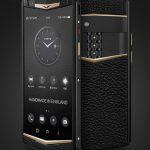 Vertu возвращается на рынок с новым смартфоном Aster P за 14000$