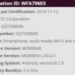 HTC  собираются выпустить недорогой смартфон на базе процессора Snapdragon 435