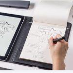 Xiaomi выпустивши графический планшетник  Bamboo Slate для быстрой оцифровки записей и рисунков на бумаге