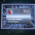Qualcomm новый восьмиядерный процессор Snapdragon 8cx для Windows 10 устройств