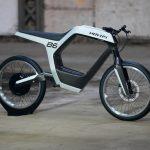 Novus – стильный карбоновый электромотоцикл