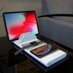 Док-станция Scosche  BaseLynx позволит заряжать все мобильные устройства в доме в одном месте