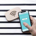 Ten One Design WiFi Porter позволяет получить доступ к Wi-Fi сети одним касанием