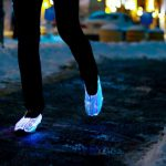 GLOW —  светящиеся светодиодные кроссовки